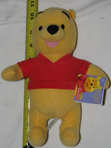 Pooh Plush Stuffed Toy - NEW with Tags London Ontario image 1