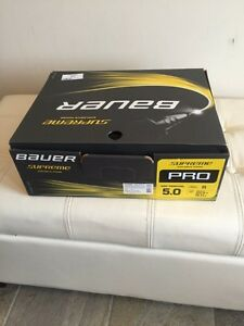 Bauer Supreme Pro skates size 5 - new in box