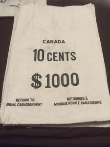 Canadian mint moneybags Kitchener / Waterloo Kitchener Area image 4