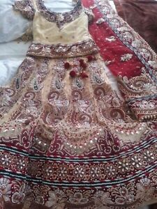 Bridal lehanga on sale- Indian outfit