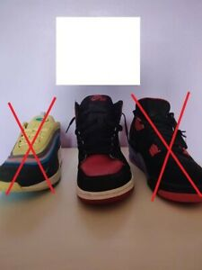 95b99640c06032 NEED GONE ASAP - VNDS AIR JORDAN 1 BRED TOES SIZE 13