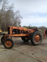 Allis Tractor for sale