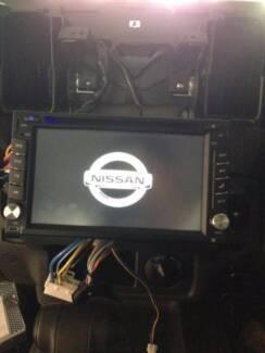 Nissan Pulsar 2012- 2017 car dvd gps free reverse camera