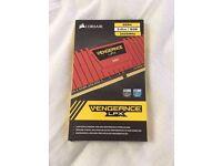 Brand New 16GB (2x8GB) Corsair Vengeance LPX DDR4 RAM 2400MHz