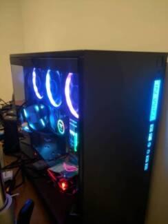 Intel 8700K 32GB RAM GTX 1070Ti 960 EVO 500GB Gaming Tower PC Eight Mile Plains Brisbane South West Preview