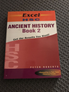 Excel HSC Textbooks