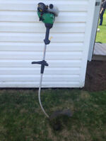 Yard Works gas trimmer