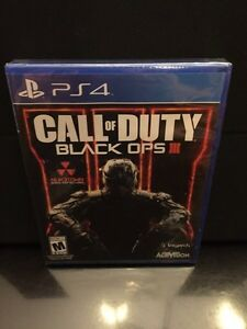 PS4 - Call of Duty - Black Ops 3 Windsor Region Ontario image 1