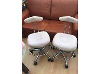 2 x Salon Beauty Chairs