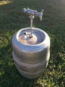 Vintage Keg 18r Comes With the Plunger as in the Photo..(empty) Horsham Horsham Area Preview