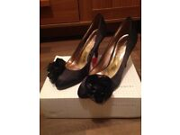 Brand new in box Teatro size 5 heels!