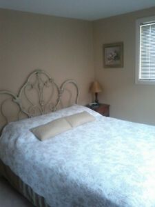 FULLY FURNISHED & EQUIPPED 1 BEDROOM APARTMENT NEAR WINDSOR Windsor Region Ontario image 2