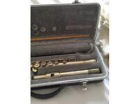 Flute in original case.