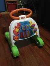 Fisher Price Brilliant Musical Activity Walker Epping Ryde Area Preview