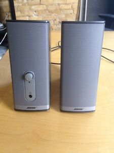 Bose Companion II computer Speakers