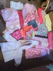 girls 12-18 & 18-23mths bundle