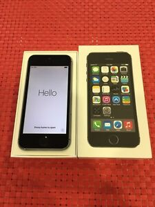 IPhone 5s 16gb Space Grey Unlocked or Locked on Bell