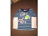 Boys t shirt size 12 - 18 months