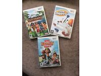3 wii games for family fun