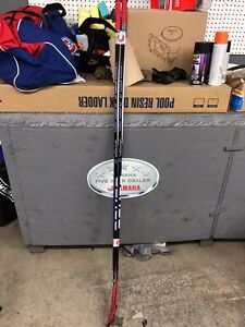 2 x Bauer Vapor LTX P92 Flex 87 Hockey Sticks