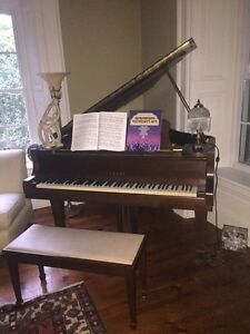 Yamaha baby grand piano open to offers