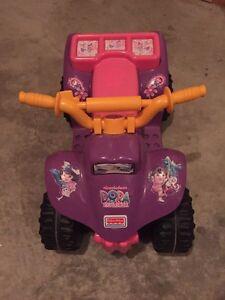 Dora Lil Quad Power Wheels