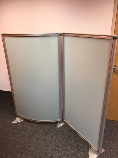 Room or office glassPerspex room divider screen in Newport