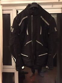 Richa motorcycle jacket and gloves also alpine star gloves new condition