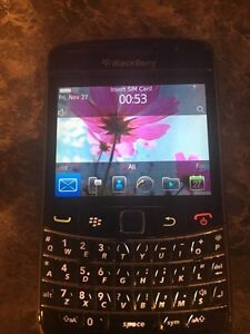 Blackberry bold  Stratford Kitchener Area image 1
