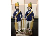 Staffordshire Military Batsmen ( reproductions )