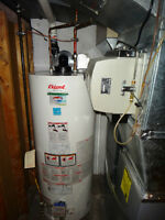 Affordable Hot Water Tanks, Installed