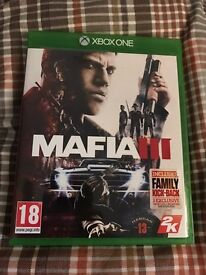 Mafia 3 for Xbox One!
