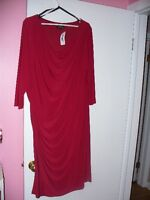 Brand New red dress (size 22)