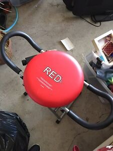 Red Fitness XL abb resistance Cambridge Kitchener Area image 2