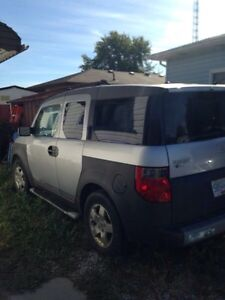 2004 Honda Element for sale