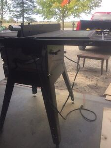 "10"" table saw  Kawartha Lakes Peterborough Area image 2"