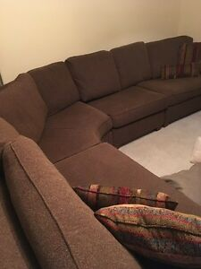 Decor-Rest large sectional couch