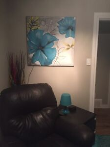 Floral Painting in New Condition
