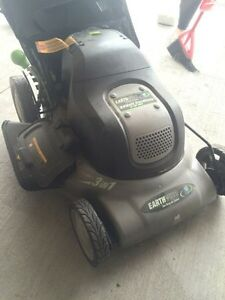 Earthwise electric lawn mower London Ontario image 1