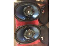 Kenwood 6x9 speakers with grills