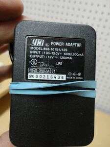 Assortment of AC Power Adapters -See Pictures for Voltages $5/ea Kitchener / Waterloo Kitchener Area image 5