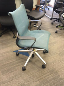 Herman Miller Setu Chairs - 50 Available
