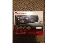 Pioneer DEH-X9600BT car head unit