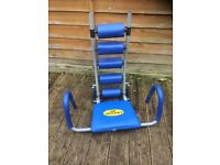 Ab rocket exercise machine £10