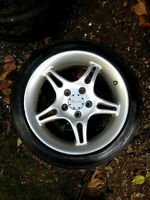 "(4) 17"" Breyton Inspiration Rims"