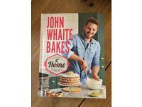 John Whaite Bakes cook book