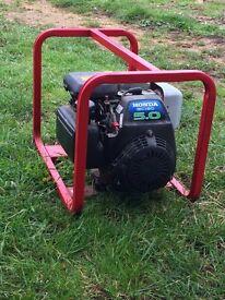 Generator 2.2 kva honda