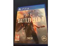 Battlefield 1 Ps4.