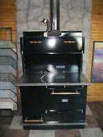 New Wood Cook Stove Ranges Certified City of Toronto Toronto (GTA) Preview
