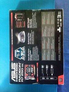 Asus Radeon R7 250 graphics card. brand new Beachport Wattle Range Area Preview